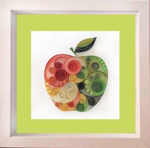 Διακοσμητικό Δώρο Μήλο
