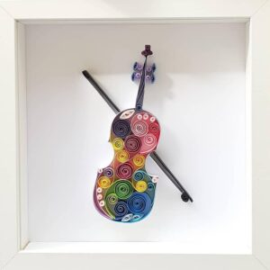 Διακοσμητικό Δώρο Τοίχου Βιολί, Μουσική, Μουσικό Όργανο