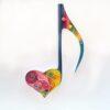 Διακοσμητικό Δώρο Τοίχου, Μουσική Νότα